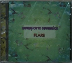 画像1: FLARE / REFERENCE TO DIFFERENCE (CD)