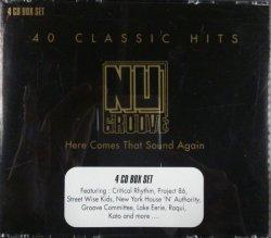 画像1: $ 【$20980】 Various / Nu Groove - Here Comes That Sound Again (4CD) (CDB NTW 3) ラスト 未