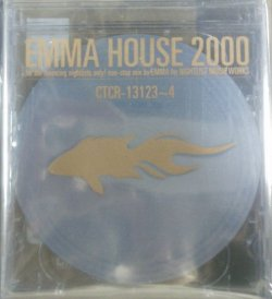 画像1: $$ Emma / Emma House 2000 【2CD】 (CTCR-13123~4) F0176-2-2