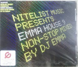 画像1: $$ DJ Emma / Nitelist Music Presents Emma House 9 【CD】 (CTCR-13182) F0178-1-1