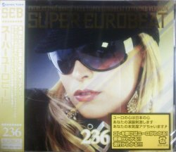 画像1: $ SUPER EUROBEAT VOL.236 SEB (AVCD-10236) 【CD】 ▲ 再入荷