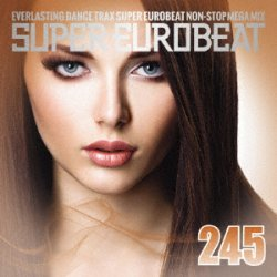 画像1: $ SUPER EUROBEAT VOL.245 Non-Stop Mega Mix SEB (AVCD-10245) 【CD】 2017.10.18 ON SALE N2