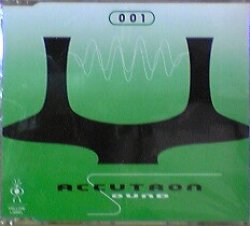 "画像1: $ ACUUTRON SOUND 001 ""NEPH"" 【CDS】 Y12"