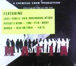 画像1: $$ Chemical Mafia - A Chemical Crew Production / Mafia 【CD】(CHEMCD 005) Y3 店長後程確認