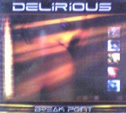 画像1: Delirious / Break Point 【CD】最終在庫
