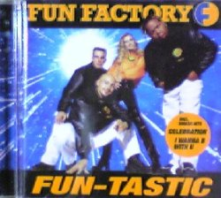画像1: Fun Factory / Fun-Tastic 【CD】最終在庫
