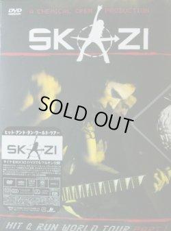 画像1: SKAZI / HIT AND RUN WORLD TOUR (DVD) ラスト