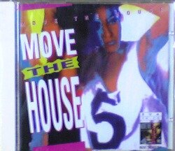 画像1: $ Various / Move The House 5 (7802502)【CD】  原修正 Y14?
