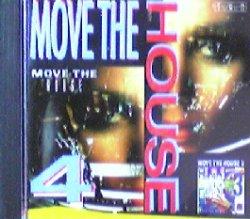 画像1: $【$2280】 Various / Move The House 4 【CD】 (7997162) 最終在庫 未 Y2