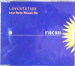 画像1: Lovestation / Love Come Rescue Me 【CDS】最終在庫