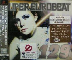 画像1: $$ SEB 129 Super Eurobeat Vol. 129 (AVCD-10129) 初回盤2CD Y4